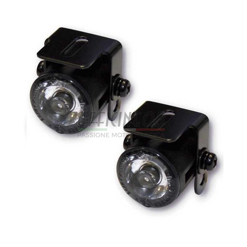 Additionial led headlight kit Round position complete