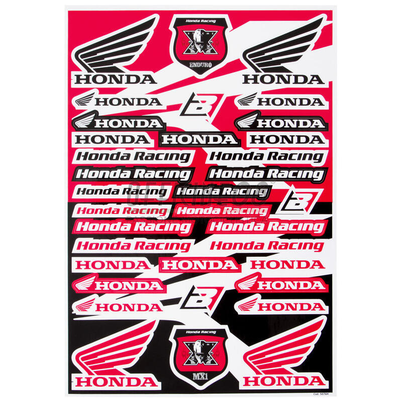 Stickers Honda kit