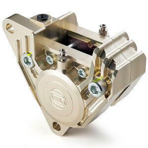 Front brake caliper Discacciati CNC Brembo P09 Replica left