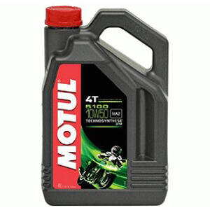 Engine oil 4T Motul 10W-40 5100 4lt