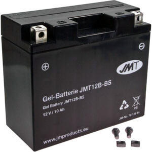 Battery JMT YT12B-BS gel 12V-10Ah