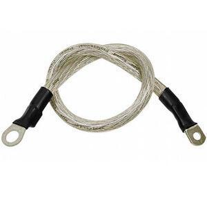 Battery cable 25cm transparent