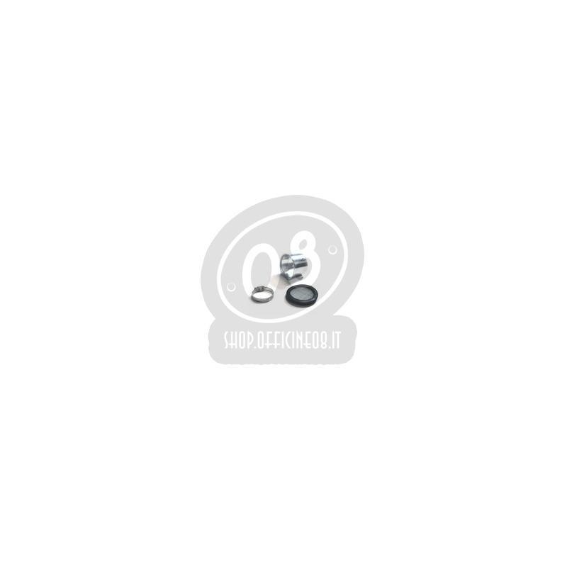 Cornetto aspirazione 50x74mm a fascetta - Foto 3