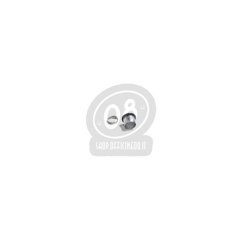 Cornetto aspirazione 50x74mm a fascetta - Foto 4