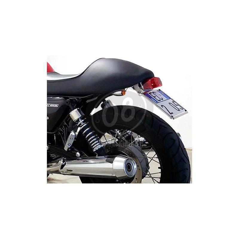 Kit sottocoda per Moto Guzzi V 7 i.e. nero - Foto 2