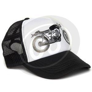 Cap Deus Ex Machina Custom Build