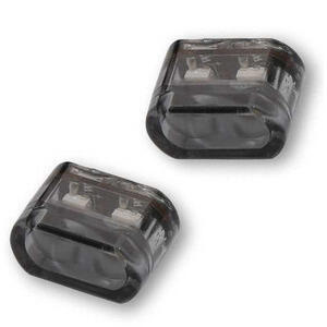 Additionial led headlight Shorty mini position pair