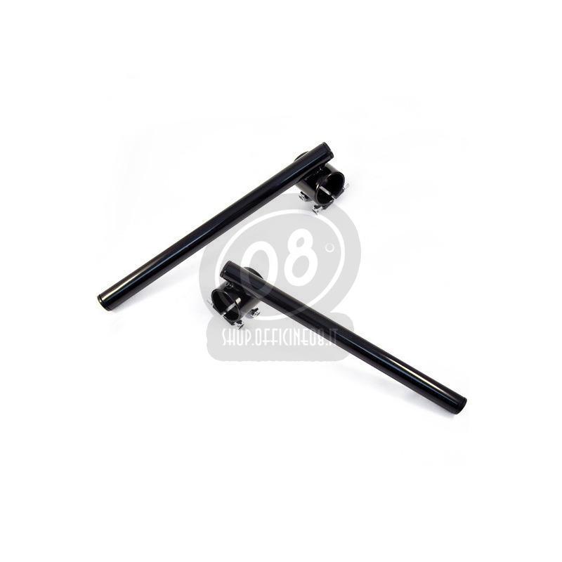 Clip-ons 36mm Fehling black
