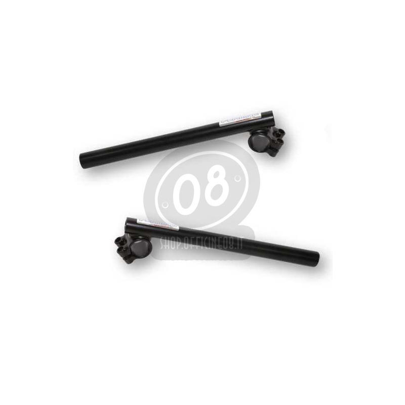 Clip-ons 38mm Fehling black - Pictures 3