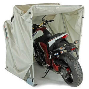 Motorcycle shelter big