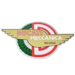 Adesivo Ducati Meccanica