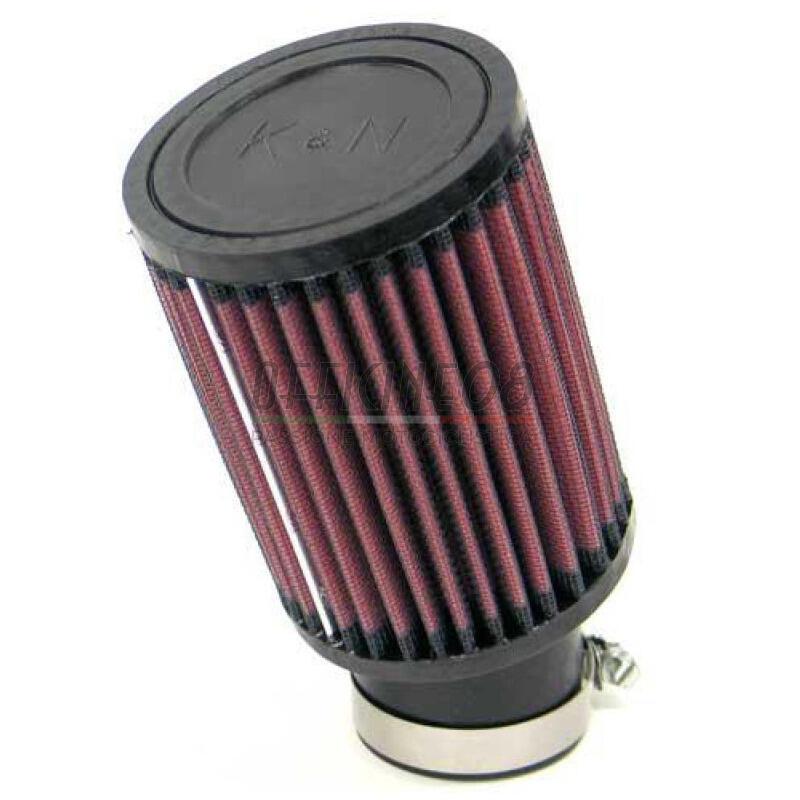 Filtro a trombetta 49x127mm cilindrico inclinato 20° K&N