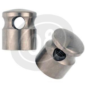 Caps pair M10x1.25