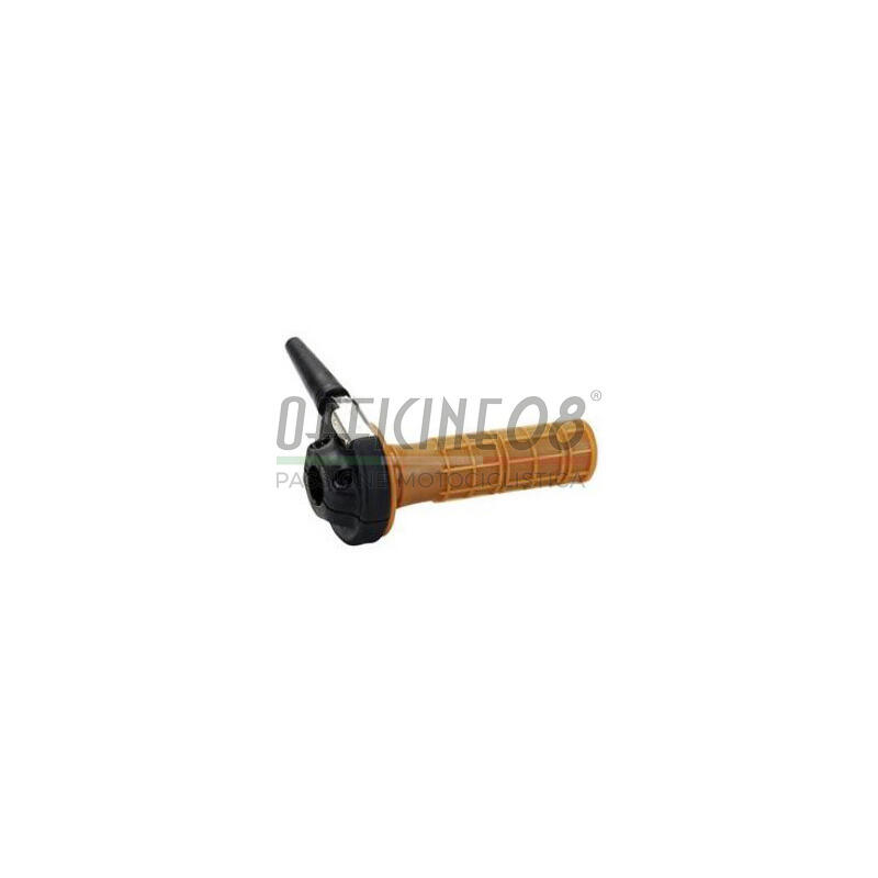 Throttle 22mm single-cable Tommaselli Ghepard para grips