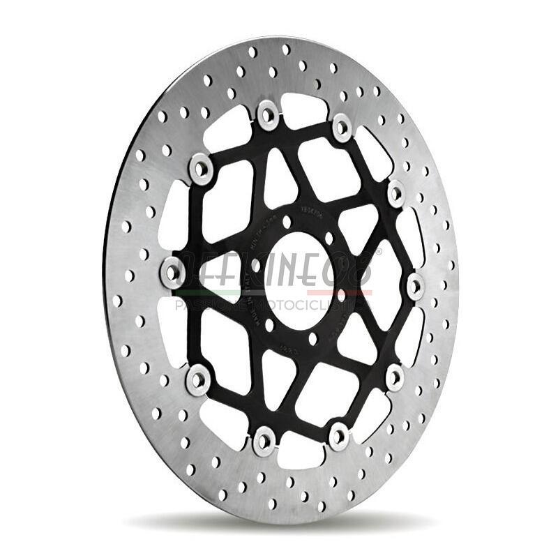 Brake disc Ducati 851 front rotor vented floating Brembo