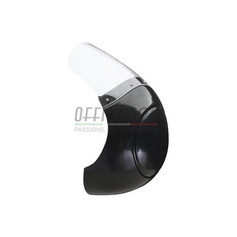 Headlight fairing British ABS