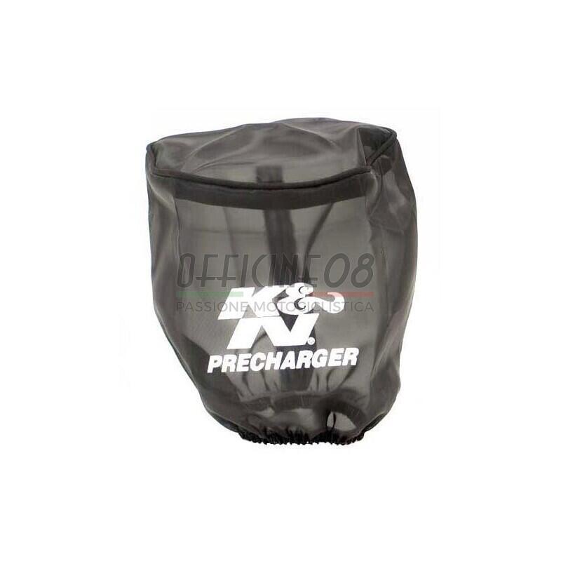 Cover filtri a trombetta K&N ovale
