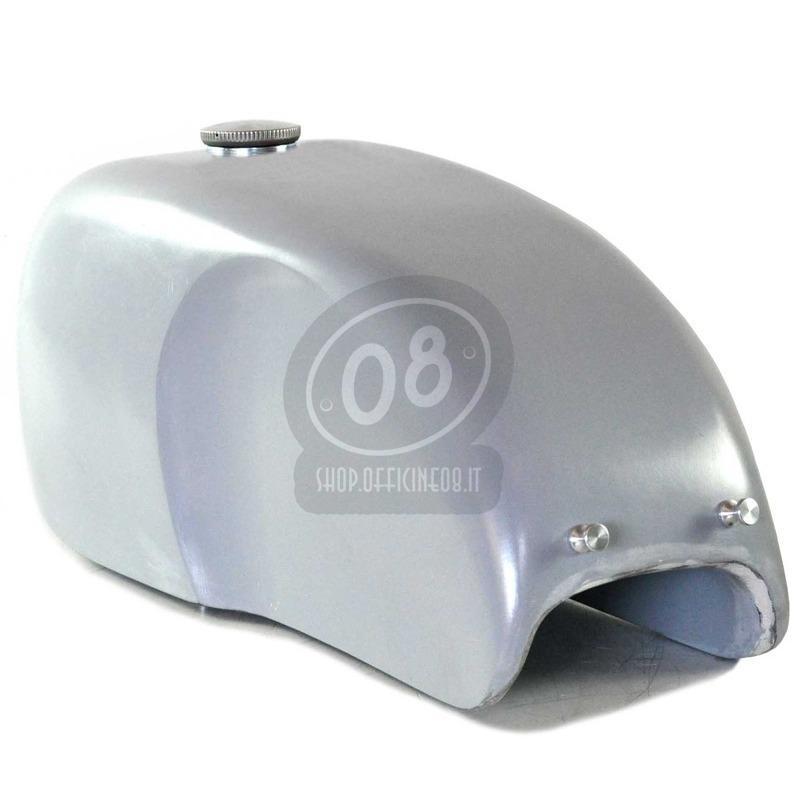 Fiberglass fuel tank BMW R 45 - Pictures 2