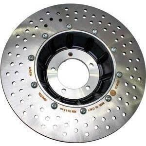 Brake disc BMW R 45 front rotor vented