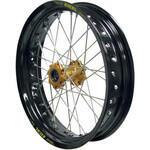 Complete spoke wheel 17''x3.50 front