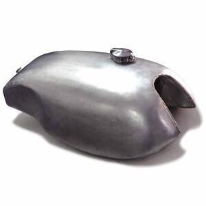 Alloy fuel tank Triumph Bonneville