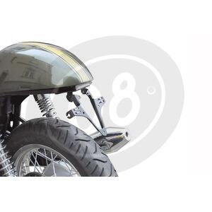 Portatarga per Triumph Bonneville -'15 completo Zieger Pro - Foto 4