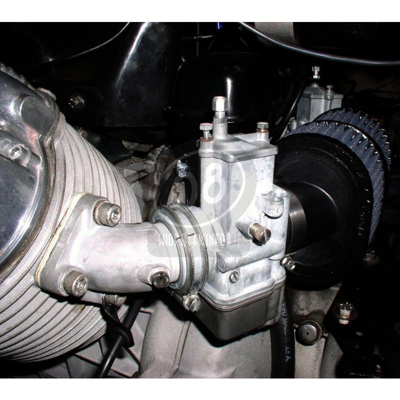 Double body pod filter K&N Moto Guzzi 1000 SP - Pictures 2