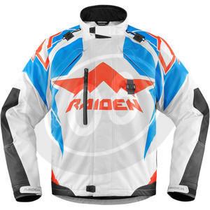 Jacket Icon Raiden Textile