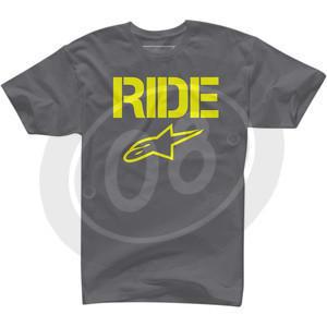 T-shirt Alpinestars Ride Solid