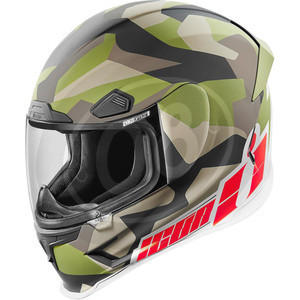Helmet Icon AirFrame Pro Deployed