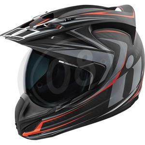 Helmet Icon Raiden Variant Carbon