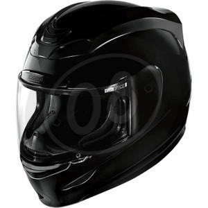 Helmet Icon Airmada black polish
