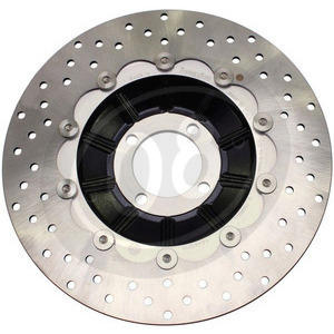 Brake disc BMW K 100 RS rear rotor vented