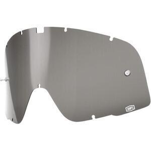 Goggle lens 100% Barstow smoke anti-fog