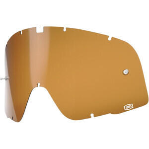 Goggle lens 100% Barstow anti-fog