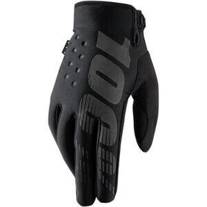 Gloves 100% Brisker black