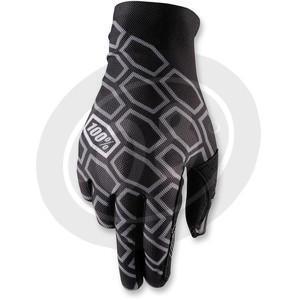 Gloves 100% Celium black