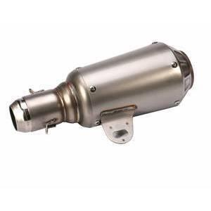 Exhaust muffler Hyper Motard stainless steel