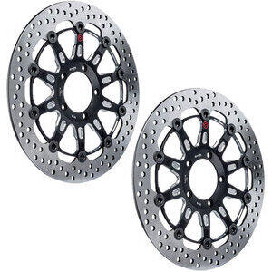 Brake disc Brembo Racing 208B47010 kit The Groove