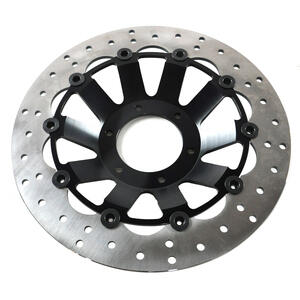 Brake disc Moto Guzzi 850 Le Mans front rotor vented floating offset high