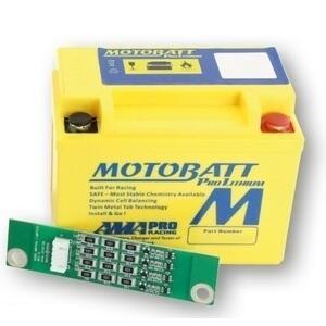 LiFePo4 battery MotoBatt MPLZ10S-P 12V-230A, 8.7Ah