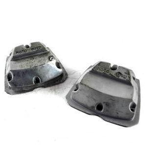 Cylinder head cover Moto Guzzi V 35 pair