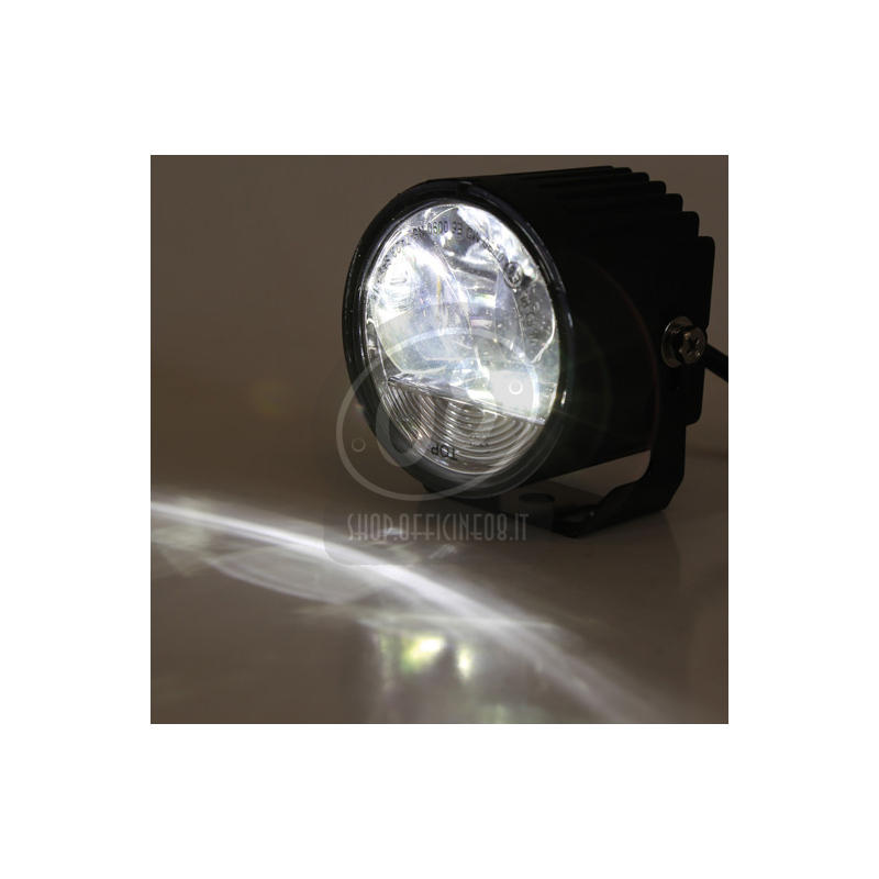 Additionial fog light led Highsider Micro - Pictures 3