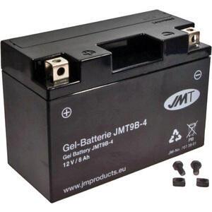 Batteria di accensione JMT YT9B-BS gel 12V-8Ah