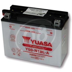 Batteria per Kawasaki Z 1300 standard Yuasa 12V-20Ah
