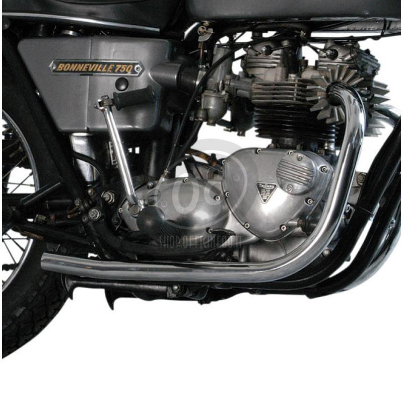 Exhaust pipes Triumph Bonneville 750 kit