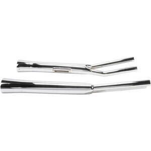 Exhaust mufflers Honda CB 650 C Mac chrome pair