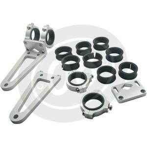 Headlight brackets CNC 43-48mm