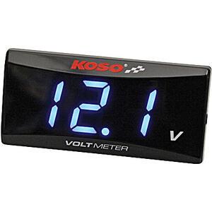 Voltmetro digitale Koso
