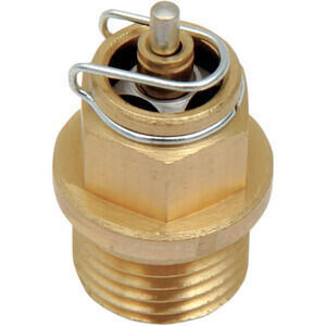 Valvola a spillo carburatori Mikuni VM 163-2.0 completa